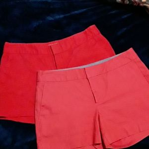 Banana republic Shorts size 6